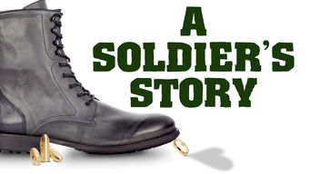 A Soldier's Story on Netflix Canada
